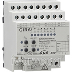Switching actuator 8-gang/blind actuator 16A - KNX