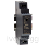 DIN Rail Power Supply - 15W 24V 0.63A - Ultra Slim