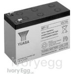 Sealed Lead Acid Battery, 12 V DC, 7 Ah