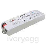 Lumento X3. 3-channel constant voltage PWM dimmer  for DV LED loads