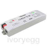 Lumento X4. 4-channel constant voltage PWM dimmer  for DV LED loads