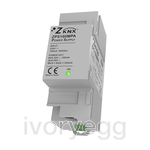 KNX power  supply  160mA  plus 29VDC ancillary power supply. Vin: 230VAC