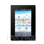 "VERSO 4.3"" Touch panel, Black"