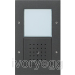 Surface Mounted Door Station - 1 Call Button, Audio