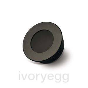 auro motion detector knx eib black ivory egg. Black Bedroom Furniture Sets. Home Design Ideas