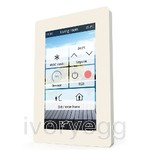 "VERSO 4.3"" Touch panel, white"