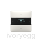 LUXORliving Room controller with integrated room temperature controller