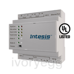 Samsung NASA VRF systems to Modbus TCP/RTU Interface - 8 units