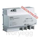 640mA KNX Power Supply with additional auxiliary 24VDC output