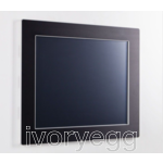 "15"" EisTouch HI 3G integrated HI-Server, incl. flush housing & frame aluminium anodized black"