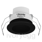 EyeZen TP. KNX motion detector with luminosity sensor - anthracite